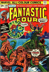 Cover for Fantastic Four (Marvel, 1961 series) #149 [British]