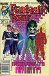 Cover Thumbnail for Fantastic Four (1961 series) #282 [Canadian]