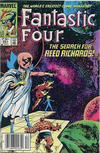 Cover Thumbnail for Fantastic Four (1961 series) #261 [Canadian Newsstand Edition]