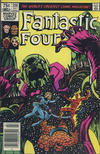 Cover Thumbnail for Fantastic Four (1961 series) #256 [Canadian Newsstand Edition]