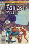 Cover Thumbnail for Fantastic Four (1961 series) #255 [Canadian]