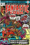 Cover for Fantastic Four (Marvel, 1961 series) #152 [British Price Variant]