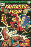 Cover for Fantastic Four (Marvel, 1961 series) #163 [British Price Variant]