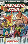 Cover for Fantastic Four (Marvel, 1961 series) #168 [British Price Variant]