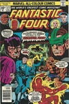 Cover for Fantastic Four (Marvel, 1961 series) #177 [British]