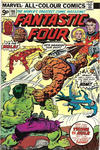 Cover Thumbnail for Fantastic Four (1961 series) #166 [British Price Variant]