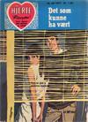 Cover for Hjerterevyen (Serieforlaget / Se-Bladene / Stabenfeldt, 1960 series) #45/1971