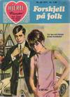 Cover for Hjerterevyen (Serieforlaget / Se-Bladene / Stabenfeldt, 1960 series) #25/1971