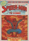Cover for Super Spider-Man TV Comic (Marvel UK, 1981 series) #494