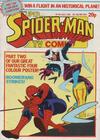 Cover for Super Spider-Man TV Comic (Marvel UK, 1981 series) #491