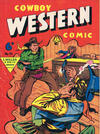 Cover for Cowboy Western Comics (L. Miller & Son, 1956 series) #10