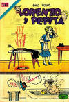 Cover for Lorenzo y Pepita (Editorial Novaro, 1954 series) #336