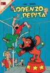 Cover for Lorenzo y Pepita (Editorial Novaro, 1954 series) #291