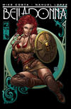 Cover Thumbnail for Belladonna (2015 series) #2 [Shield Maiden Cover - Matt Martin]