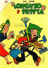 Cover for Lorenzo y Pepita (Editorial Novaro, 1954 series) #87