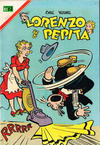 Cover for Lorenzo y Pepita (Editorial Novaro, 1954 series) #201