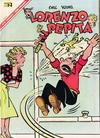 Cover for Lorenzo y Pepita (Editorial Novaro, 1954 series) #240