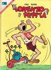 Cover for Lorenzo y Pepita (Editorial Novaro, 1954 series) #242