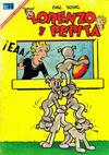 Cover for Lorenzo y Pepita (Editorial Novaro, 1954 series) #249