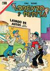 Cover for Lorenzo y Pepita (Editorial Novaro, 1954 series) #262