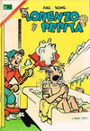 Cover for Lorenzo y Pepita (Editorial Novaro, 1954 series) #263
