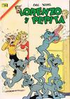 Cover for Lorenzo y Pepita (Editorial Novaro, 1954 series) #264