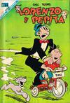 Cover for Lorenzo y Pepita (Editorial Novaro, 1954 series) #278