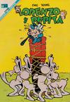 Cover for Lorenzo y Pepita (Editorial Novaro, 1954 series) #280