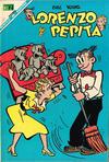 Cover for Lorenzo y Pepita (Editorial Novaro, 1954 series) #281