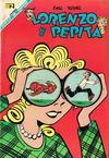 Cover for Lorenzo y Pepita (Editorial Novaro, 1954 series) #287