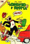 Cover for Lorenzo y Pepita (Editorial Novaro, 1954 series) #301