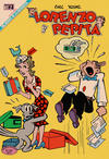Cover for Lorenzo y Pepita (Editorial Novaro, 1954 series) #304