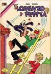 Cover for Lorenzo y Pepita (Editorial Novaro, 1954 series) #309
