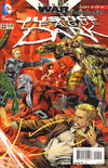 Cover for Justice League Dark (DC, 2011 series) #22 [Second Printing]