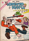 Cover for Lorenzo y Pepita (Editorial Novaro, 1954 series) #178