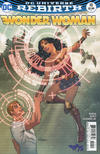 Cover for Wonder Woman (DC, 2016 series) #10 [Nicola Scott Cover]