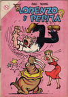 Cover for Lorenzo y Pepita (Editorial Novaro, 1954 series) #209