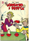 Cover for Lorenzo y Pepita (Editorial Novaro, 1954 series) #225