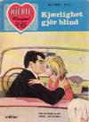 Cover for Hjerterevyen (Serieforlaget / Se-Bladene / Stabenfeldt, 1960 series) #1/1972