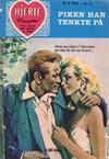 Cover for Hjerterevyen (Serieforlaget / Se-Bladene / Stabenfeldt, 1960 series) #5/1972