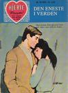 Cover for Hjerterevyen (Serieforlaget / Se-Bladene / Stabenfeldt, 1960 series) #18/1974