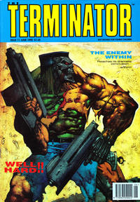 Cover Thumbnail for The Terminator (Trident, 1991 series) #11