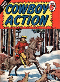 Cover Thumbnail for Cowboy Action (L. Miller & Son, 1956 series) #10