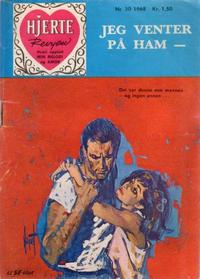 Cover Thumbnail for Hjerterevyen (Serieforlaget / Se-Bladene / Stabenfeldt, 1960 series) #30/1968