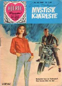 Cover Thumbnail for Hjerterevyen (Serieforlaget / Se-Bladene / Stabenfeldt, 1960 series) #42/1969