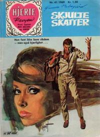 Cover Thumbnail for Hjerterevyen (Serieforlaget / Se-Bladene / Stabenfeldt, 1960 series) #41/1969