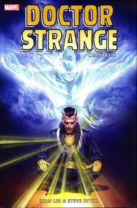 Cover Thumbnail for Doctor Strange Omnibus (Marvel, 2016 series) #1