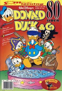 Cover Thumbnail for Donald Duck & Co (Hjemmet / Egmont, 1948 series) #28/1996