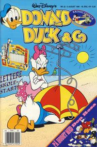 Cover Thumbnail for Donald Duck & Co (Hjemmet / Egmont, 1948 series) #32/1996