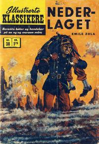 Cover Thumbnail for Illustrerte Klassikere [Classics Illustrated] (Illustrerte Klassikere / Williams Forlag, 1957 series) #38 - Nederlaget [2. opplag]
